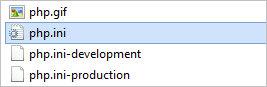 Распакованные файла из архива PHP