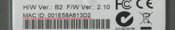 Узнать MAC-адрес роутера, инструкция