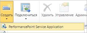 �������� ����������-������ PerformancePoint