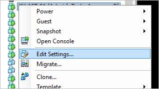 Настройка виртуальной машины в VMware