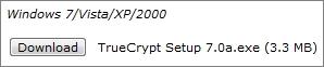 TrueCrypt скачать