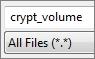 Создание файла для расшифровки