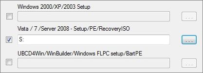 Winsetupfromusb. Копирование дистрибутива Windows на флешку
